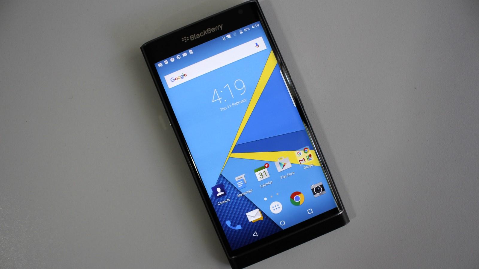 BlackBerry PRIV review 7