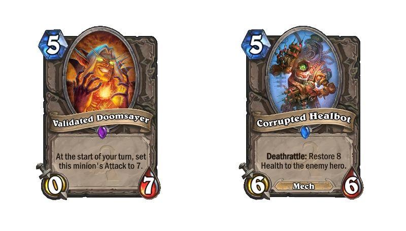 doomsayer-healbot hearthstone
