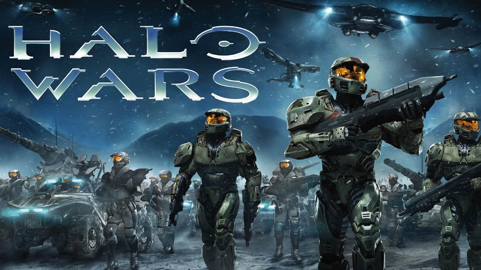 You can finally play Halo Wars on Xbox One - Gearburn