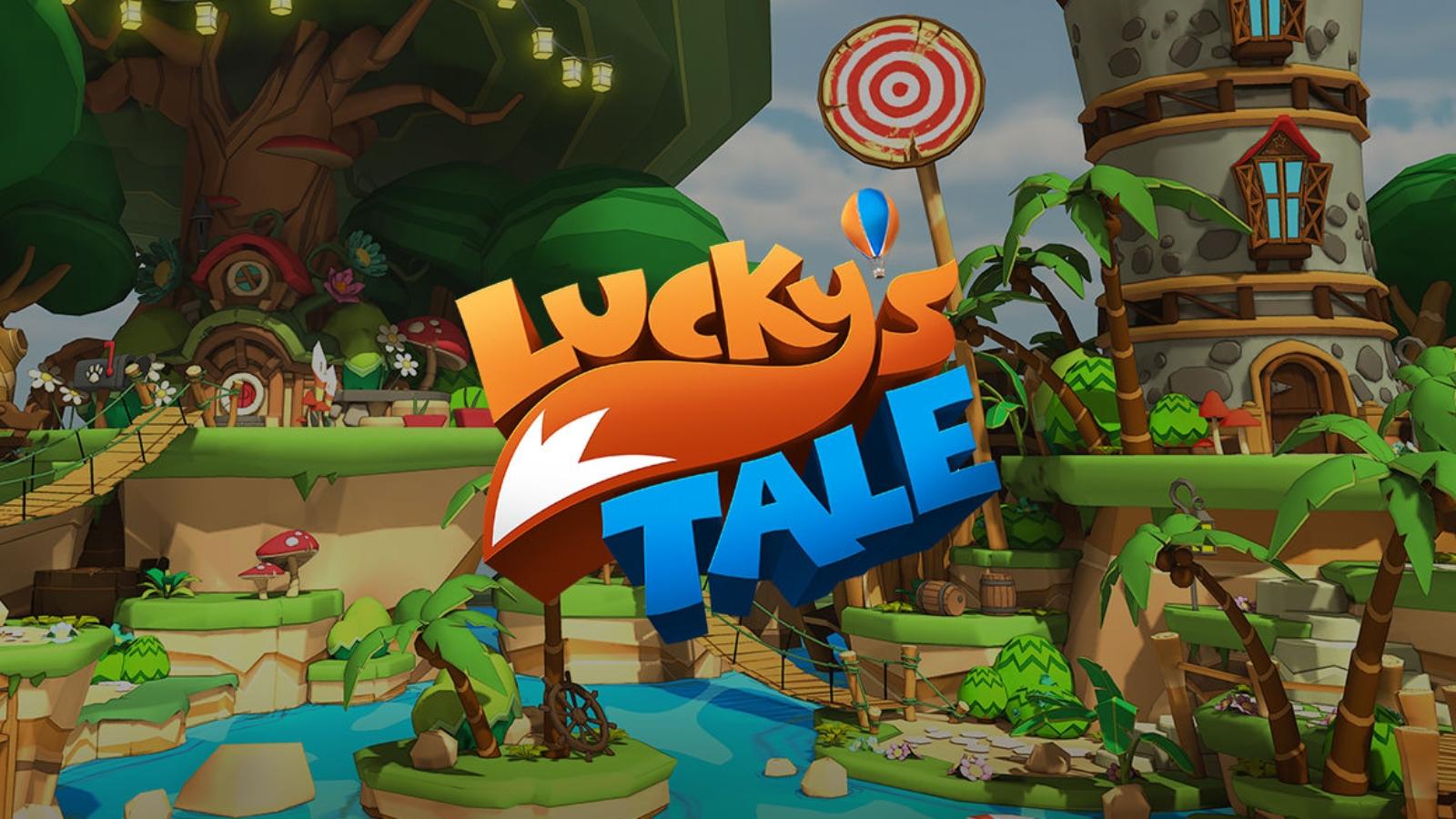 luckys tale
