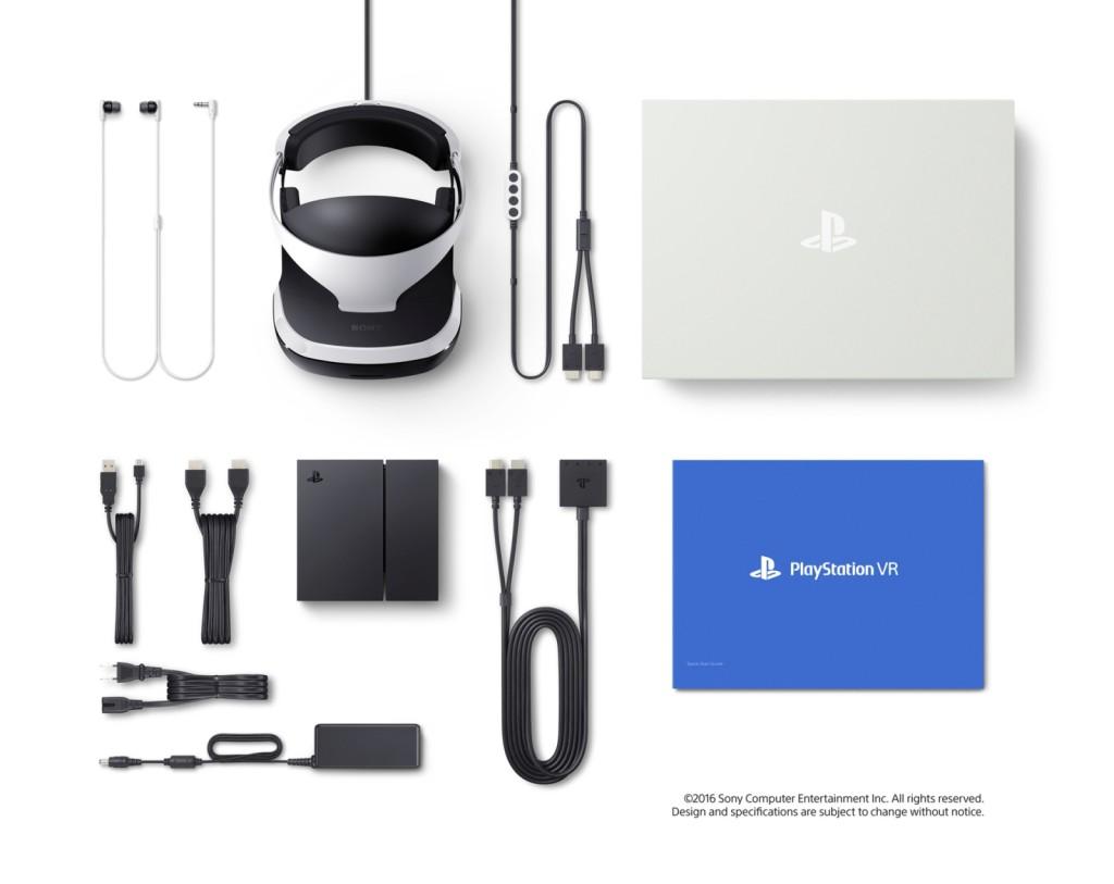 playstation vr consumer package october 2016