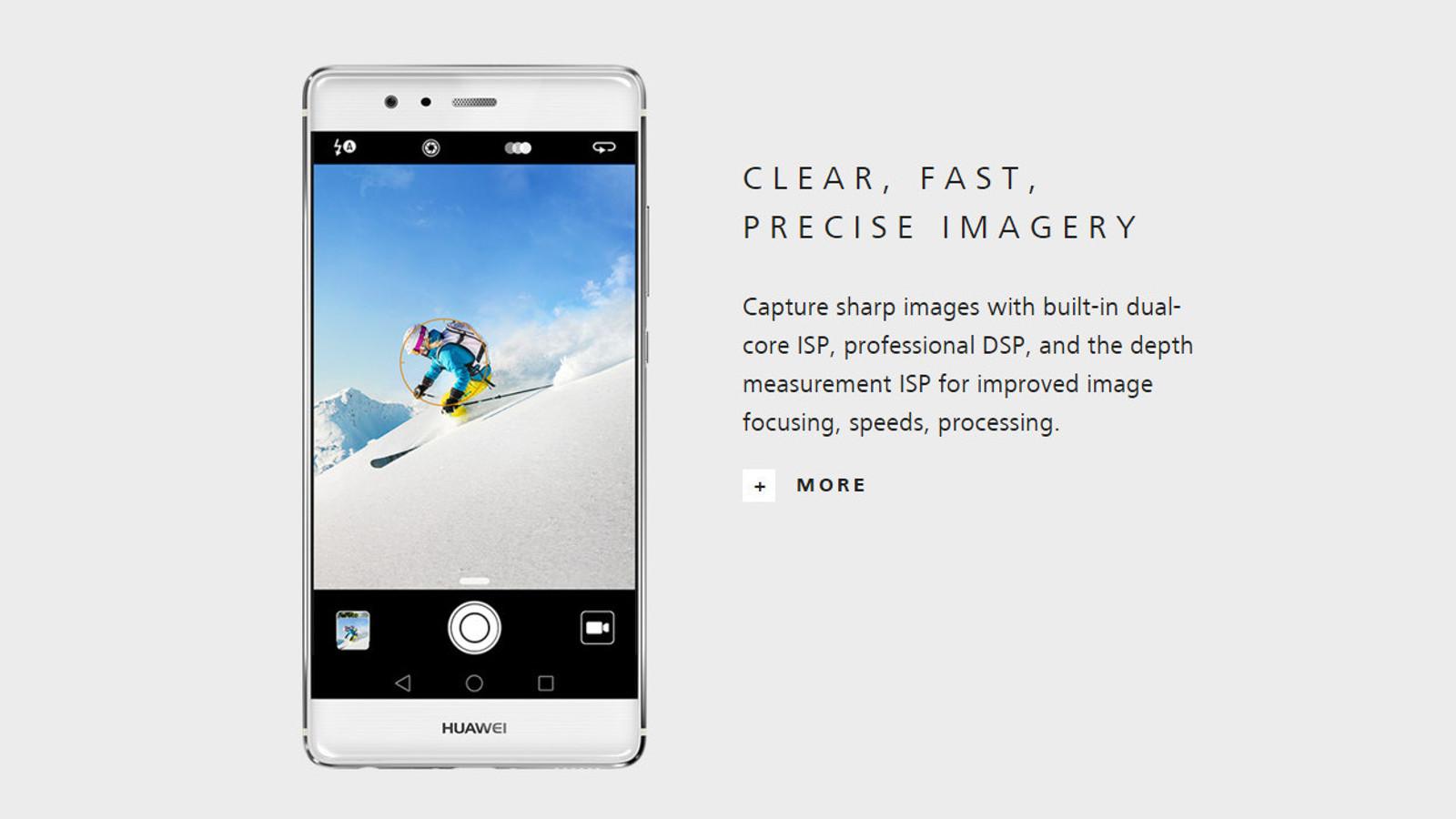 The Huawei P9.