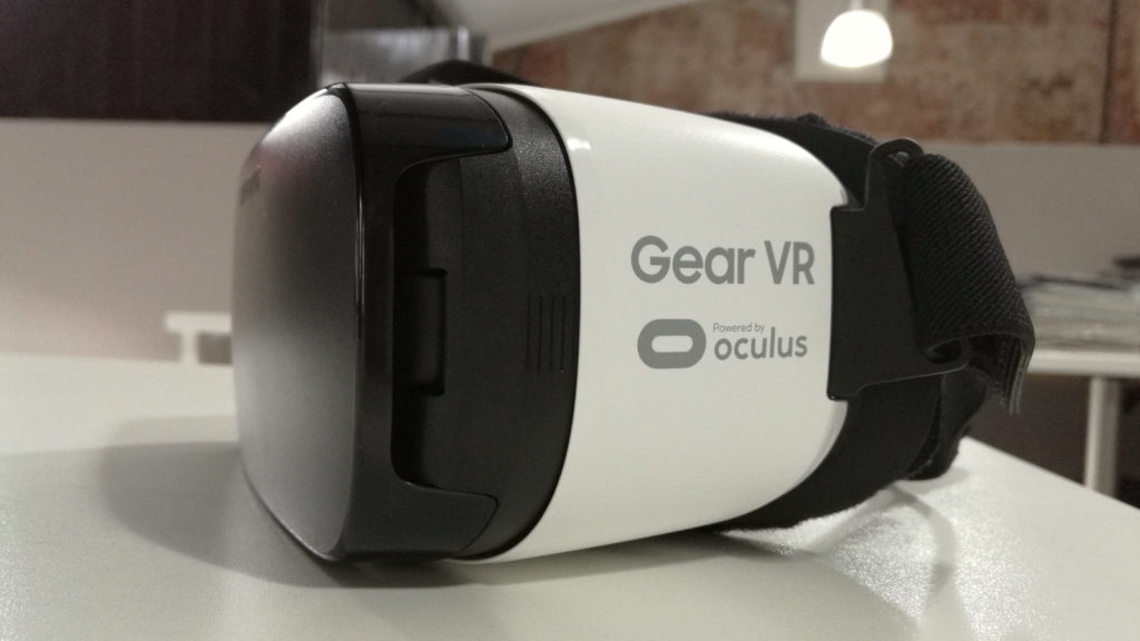 The Gear VR. black friday