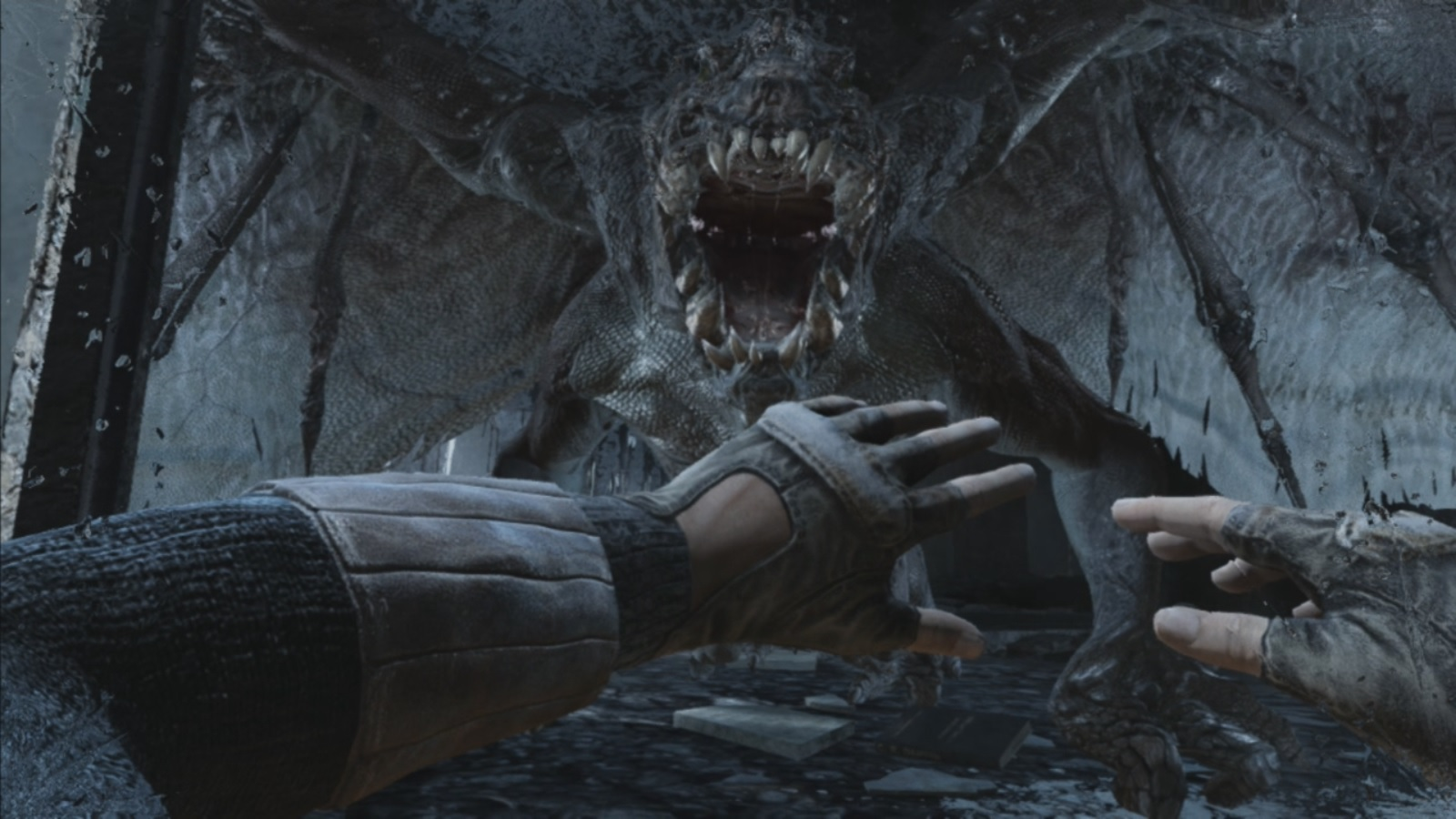 Metro 2033 Screenshot #6