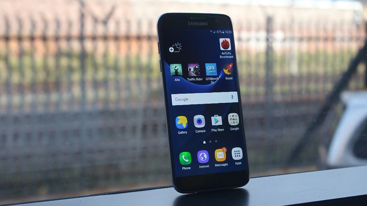 Samsung Galaxy S7 grab 3