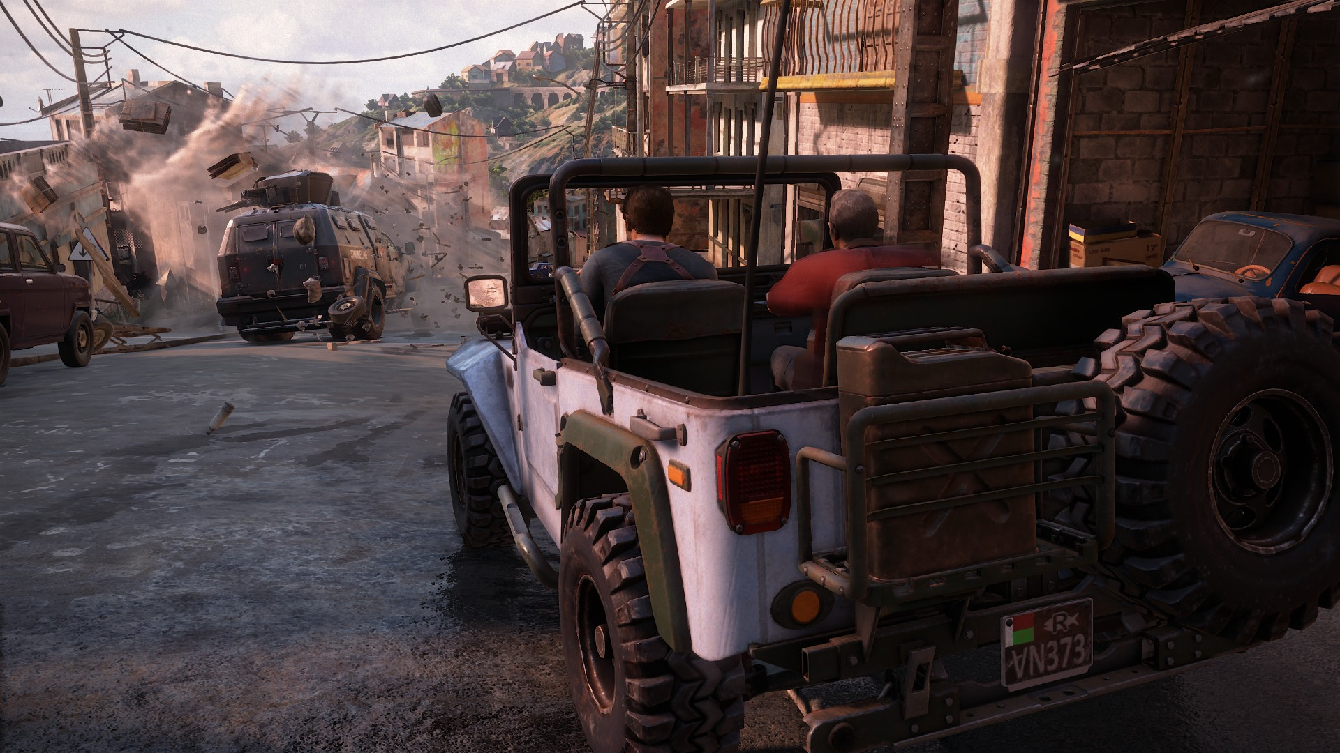 Uncharted 4 screen 4