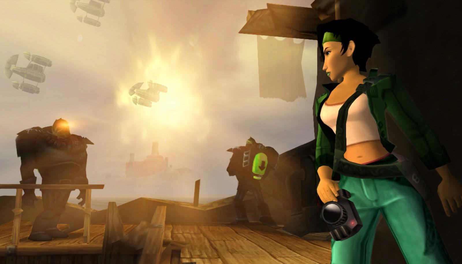 jade beyond good and evil