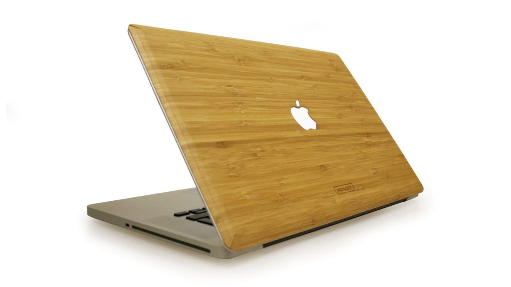 best sneakers 9bc25 68f8d Houdt launches swanky wooden 2016 MacBook covers - Gearburn