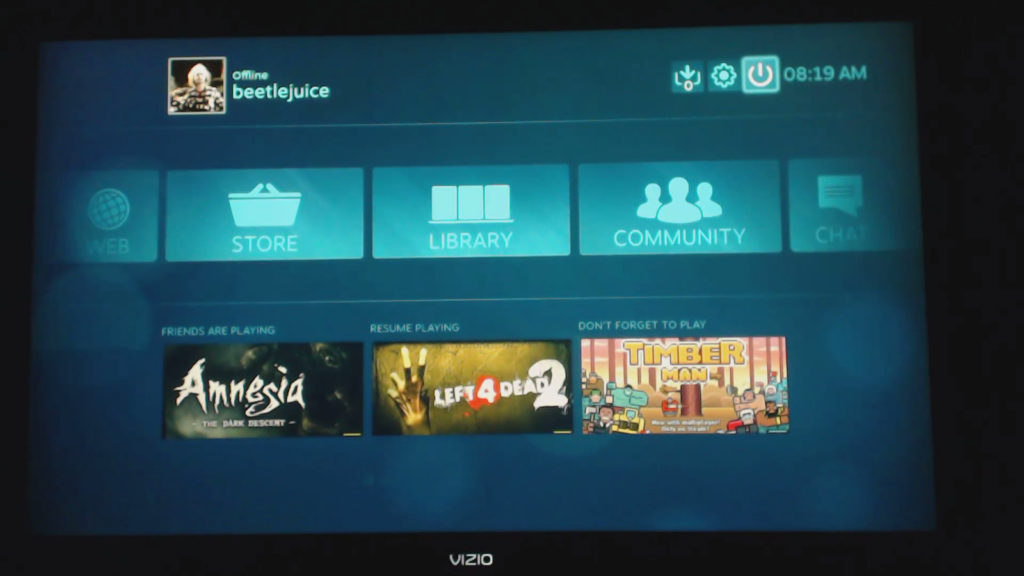 Watch Steam games run on a hacked PlayStation 4 - Gearburn