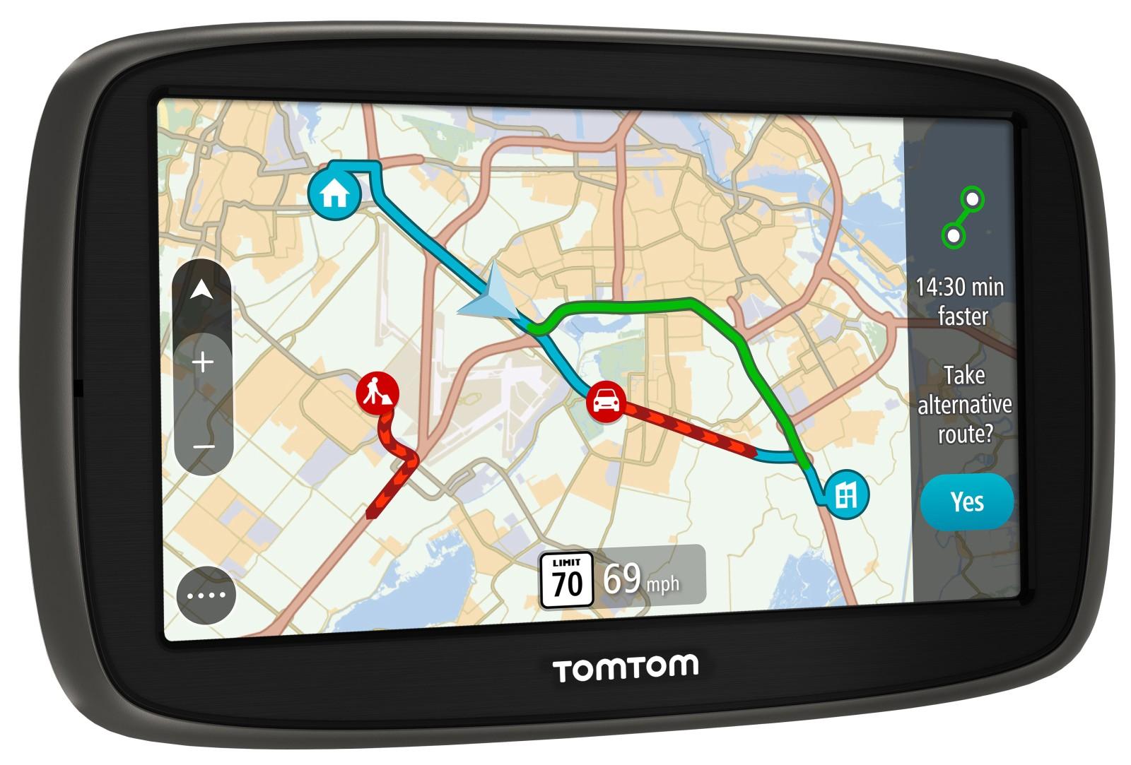 TomTom Go500 GPS
