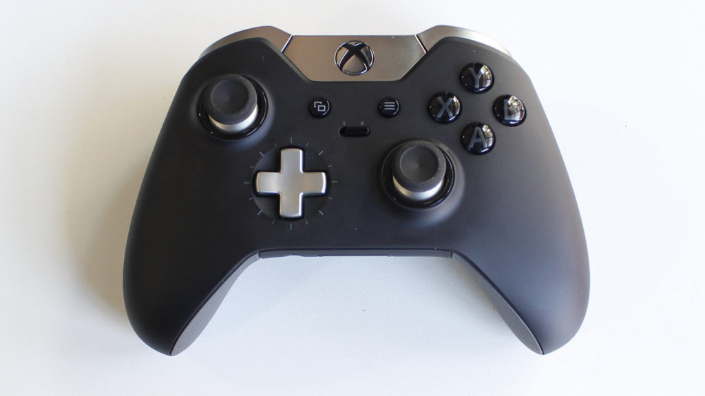 Xbox One Elite controller review: the most comfortable