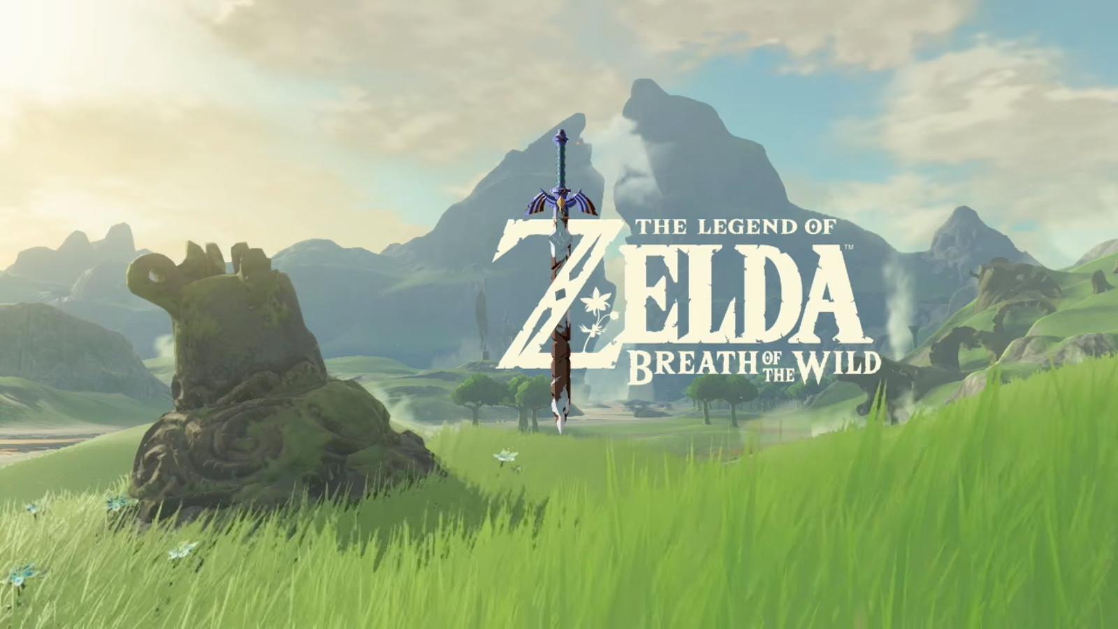 legend of zelda botw featured breath of the wild