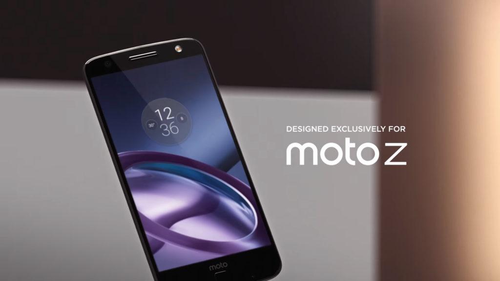Motorola Lenovo Moto Z
