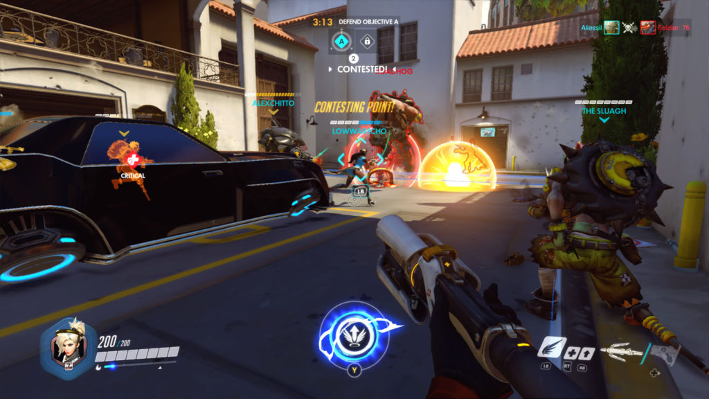 Overwatch review: if Pixar made a first-person shooter