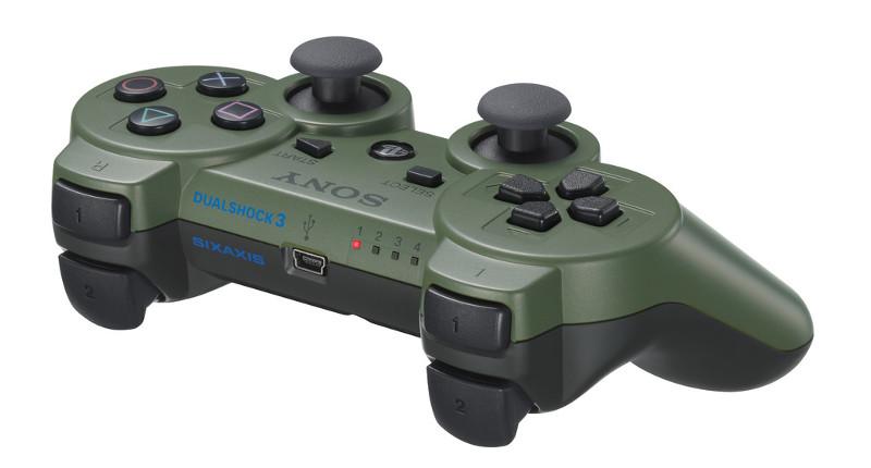 ps3 controller green 800