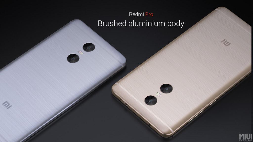 Xiaomi reveals dual-camera Redmi Pro, Mi Notebook Air laptop - Gearburn