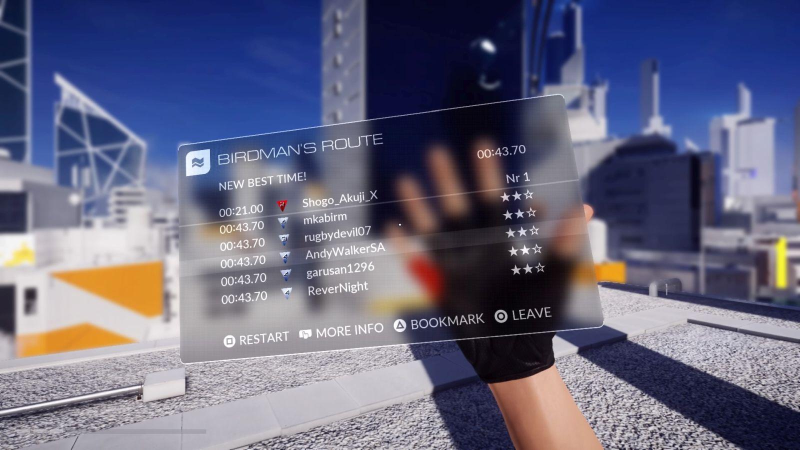 Mirror's Edge Catalyst review 8