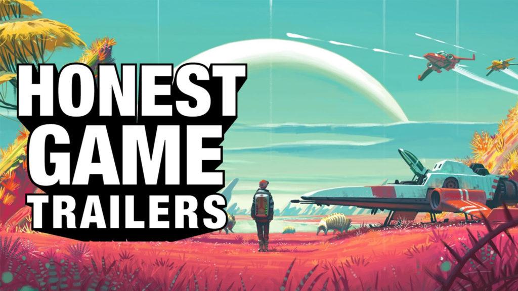 honest game trailers no man's sky