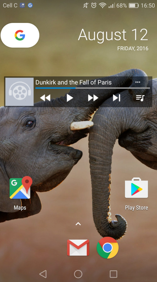 new nexus launcher