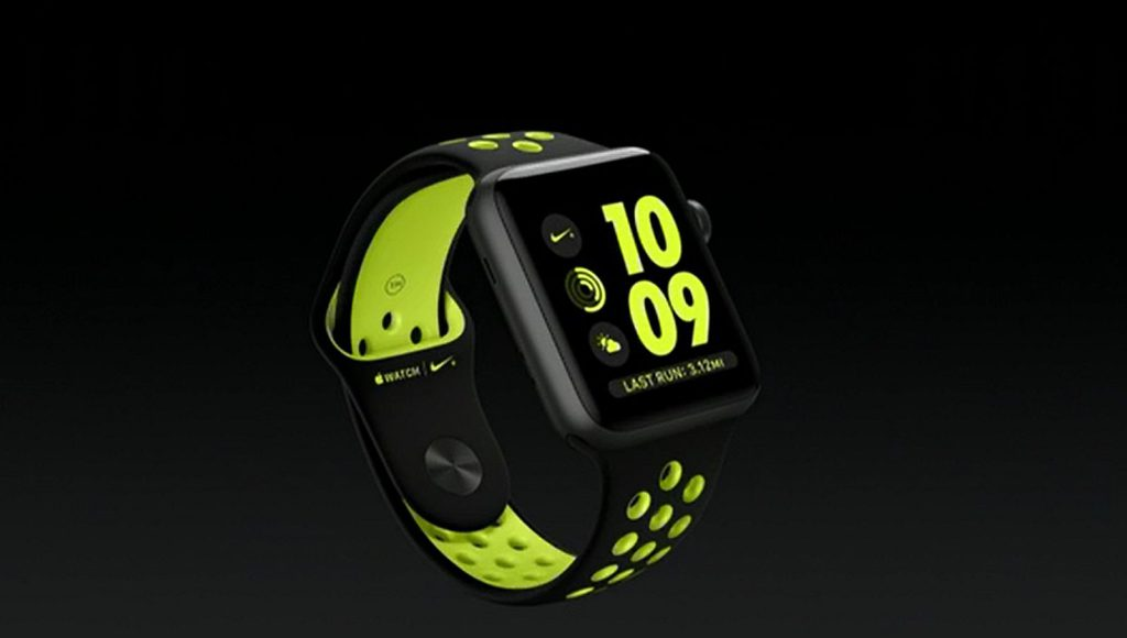 apple watch series 2 nike edition