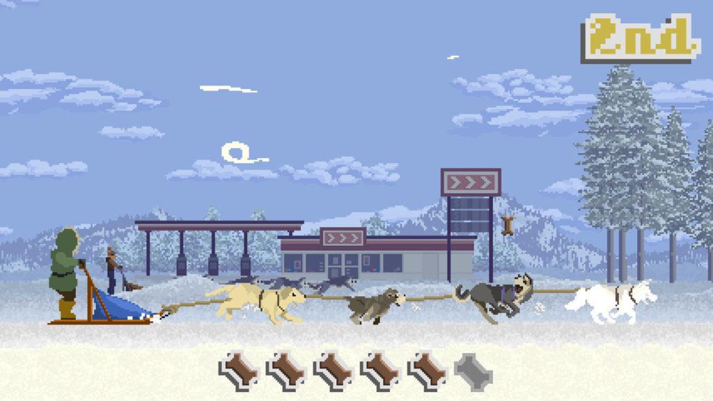 dog sled saga google play