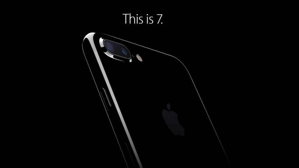 apple iphone 7 plus iOS 10.1
