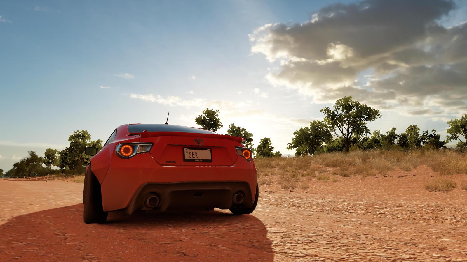 Forza Horizon 3 drone mode