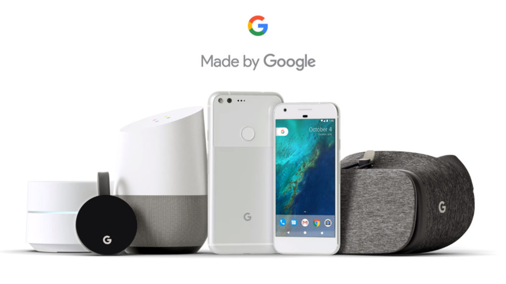 Google Pixel and other products