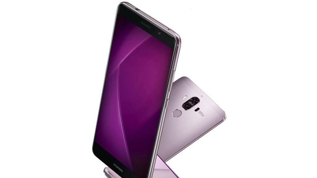 Huawei Mate 9 evleaks