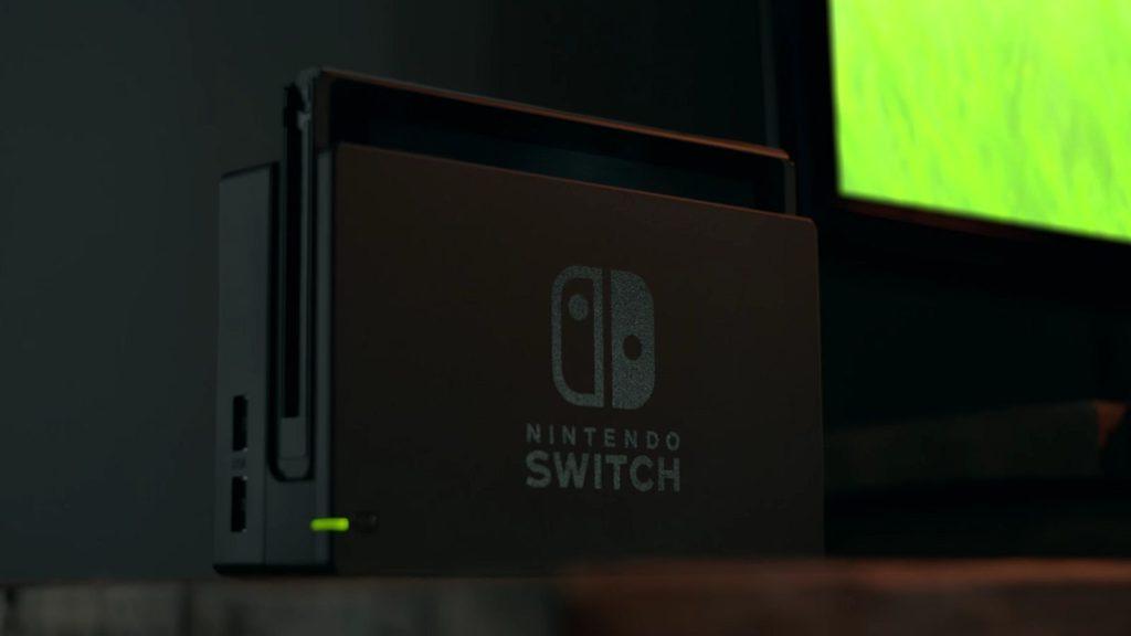 nintendo switch body