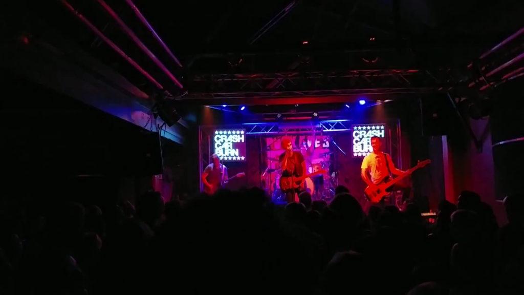 LG V20 live music