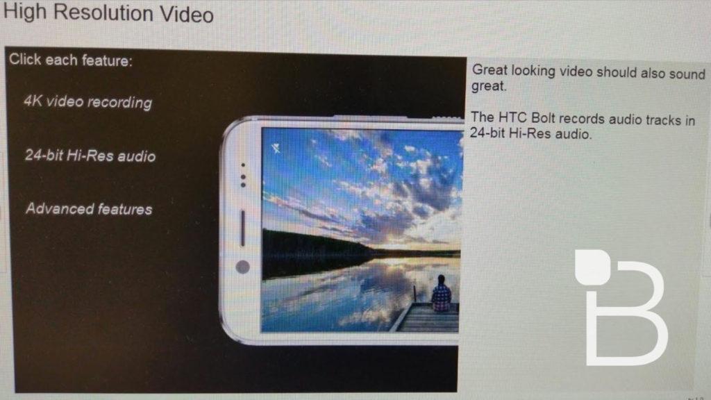 HTC Bolt TechnoBuffalo