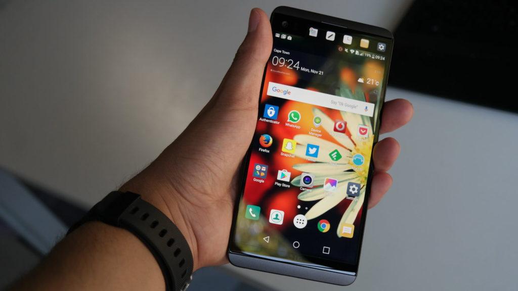 LG V20,LG V30