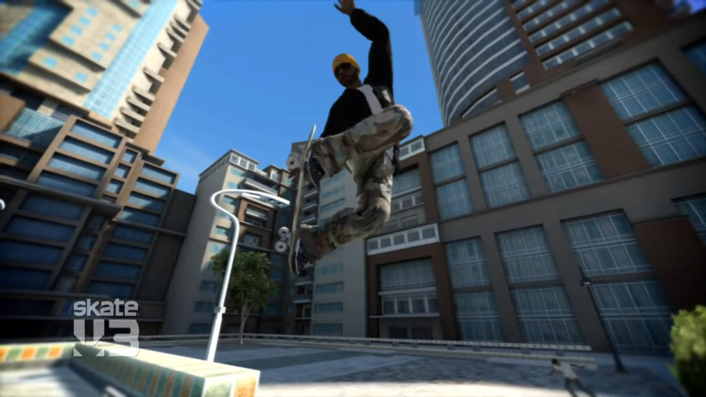 Skate 3 is finally backwards compatible on Xbox One - Gearburn