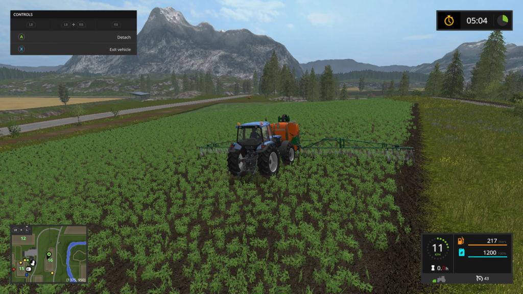 Farming Simulator 17 [Xbox One] review: Old MacDonald had a