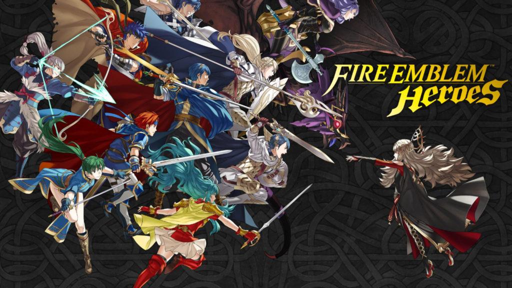 Fire Emblem Heroes, mobile games