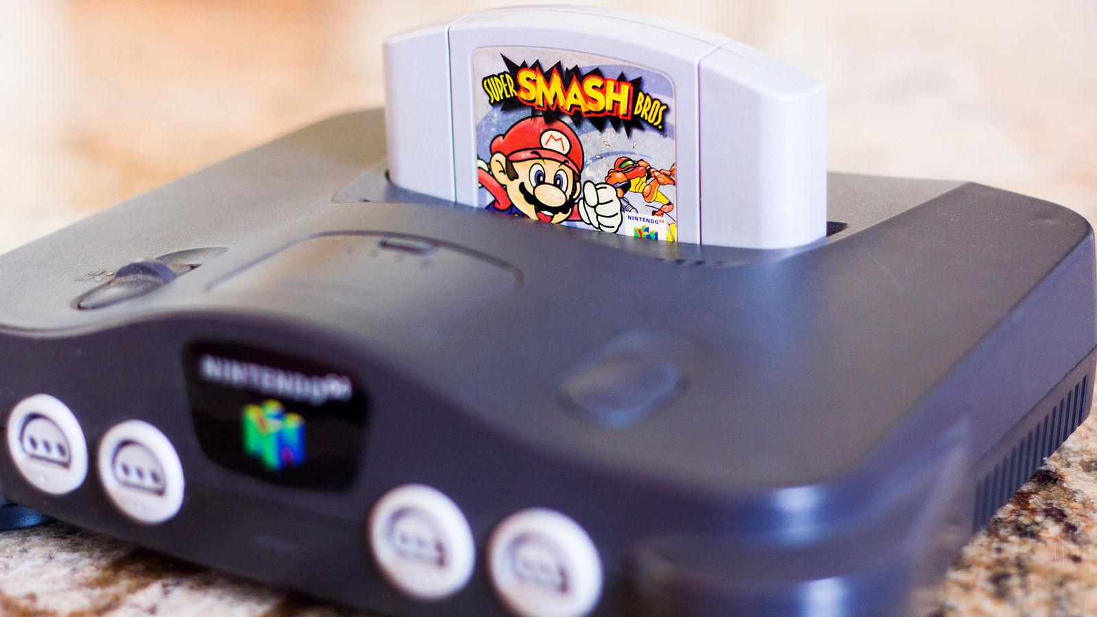 Farley Santos via Flickr, Nintendo 64