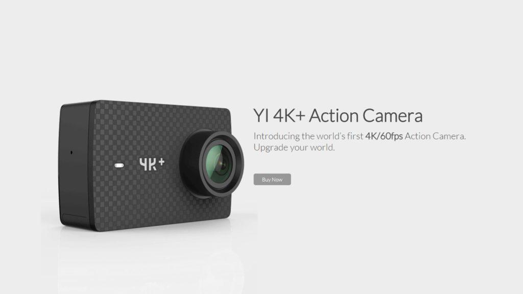 Xiaomi Yi Cam 4K+