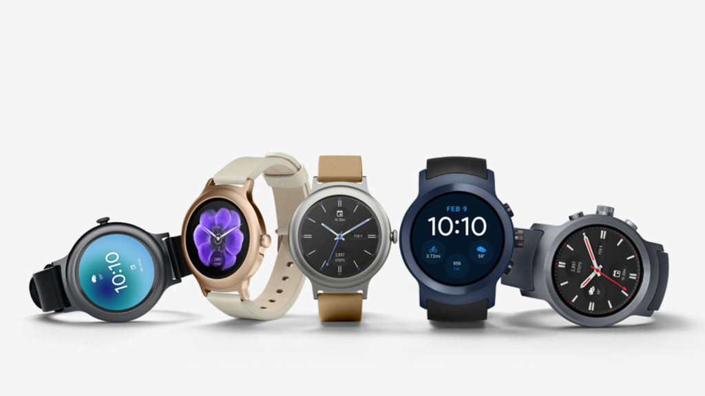 LG Watch Style, LG Watch Sport, Android Wear 2.0