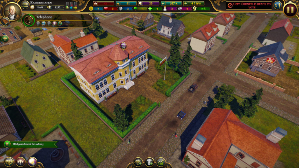 Urban Empire (PC) review: be the master and destroyer of worlds