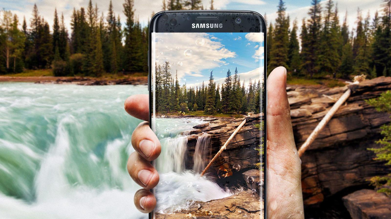 Galaxy S7 Edge,Galaxy S8