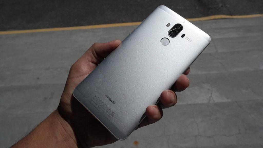 Huawei Mate 9, Huawei updates