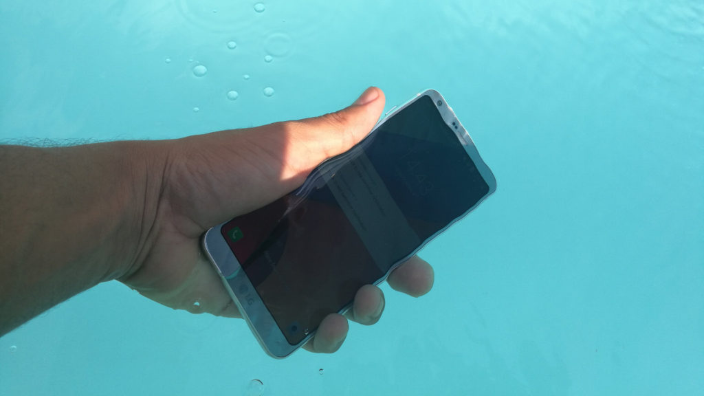 LG G6, smartphones