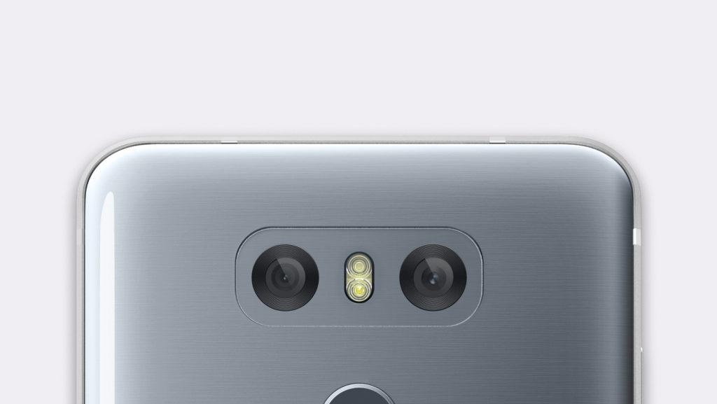 single v dual camera lg g6