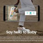 Samsung Galaxy S8, Bixby