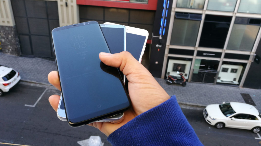 Camera comparison: Huawei P10 Plus vs LG G6 vs Samsung Galaxy S8