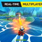 Battle Bay mobile games