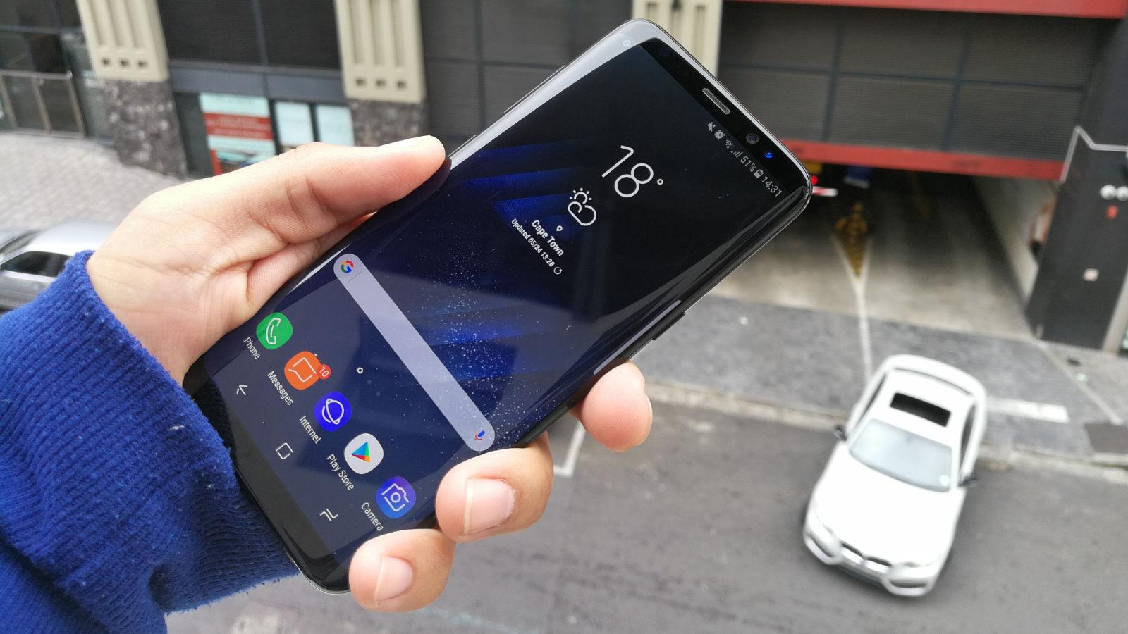 Samsung Galaxy S8,samsung