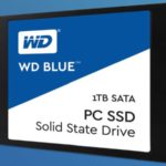wd ssd drives blue