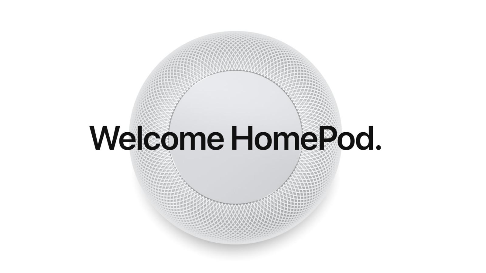 Apple HomePod,homepod